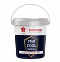 White Cool Roof Coating With Complete Waterproofing, Number Of Coatings: Double, Packaging Size: 9.1 Ltr, 18.2 Ltr