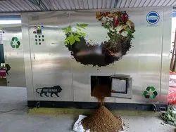 Organic Waste Compost Machine