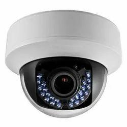2 MP HIKVISION 5MP camera, Max. Camera Resolution: 1280 x 720, Camera Range: 15 to 20 m