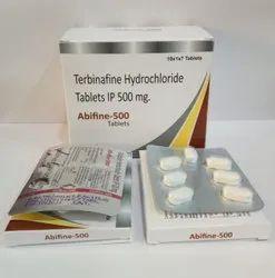 Terbinafine 500 Mg Tablets