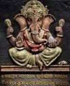 Ganesha wall hanging mural