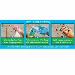 Hard Water Stain Remover   for Glass Cleaning Product