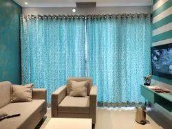 Handloom Curtain