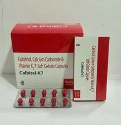 Pharma PCD For Calbital- K7