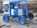 Mobile Pan Concrete Mixer
