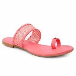 Zxyzo Pink Sandals for Ladies