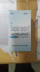 Adplatin 50 mg/25 ml