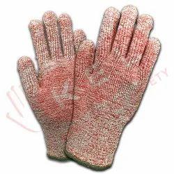 Moderate Heat Handling - Hotsafe Terry Knitted Gloves
