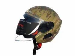 Cortex Hydro Graphic Open Face Helmet