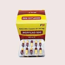 Amoxicillin Capsule BP 500mg