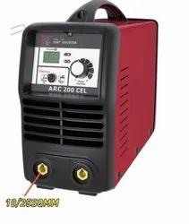 WWTS ARC 200CEL Welding Machines, 10-200A