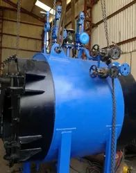 SIB Steam Boiler IBR Approved