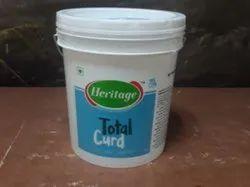 10L HDPE Curd Bucket
