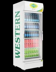 Western Single Door Visi Cooler
