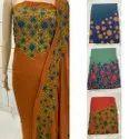 Designer Handwork Dress Material