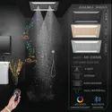 Multifunction Shower MF-DWMB (Black)