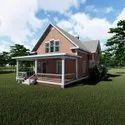Commercial Farm House Construction Service