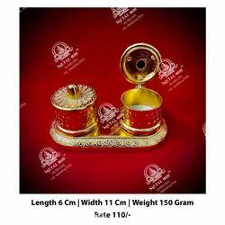Golden Metal Gift