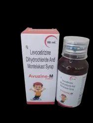 AVUZINE-M Levocetirizine Dihydrochloride 2.5 mg +Montelukast 4mg