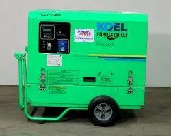 3.5 Kva Kirloskar Diesel Generator
