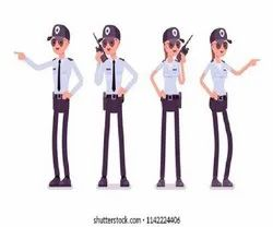 Corporate Female Security Officer Companies, in Delhi Ncr