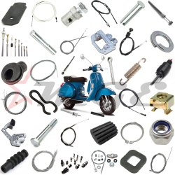 Transmission Spare Parts For Vespa PX LML Star NV Scooter