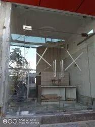 Entrance Glass Door