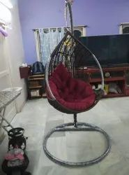 Kids Swing Chair With Stand