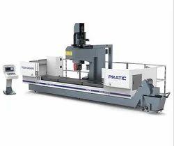 S&T PRATIC PCD5D Series CNC Profile Machining Center