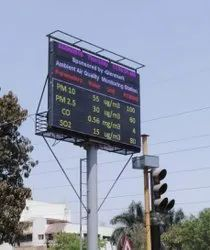 Variable Message sign System (VMS)