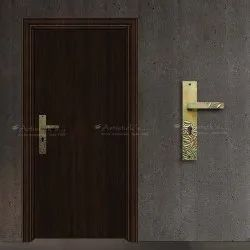Brass With Patina Pull Handles For Doors