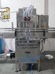 Automatic White Phenyl Filling Machine