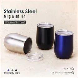 Vacuum Steel Mug