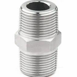 304 Stainless Steel Hex Nipple