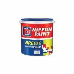 Nippon Paint Breeze Interior Emulsion Paints, 10 Ltr