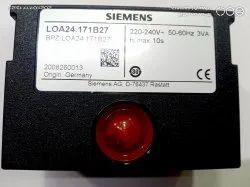 SIEMENS LOA24 Oil fired Burner Controller