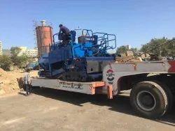 paver machine transportation service