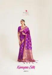 Rajtex Kanyaa Fancy Designer Silk Festive Wear Saree Collection