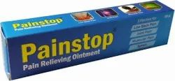 Gel Painstop Pain Relieving Ointment, Packaging Size: Tube, Prescription