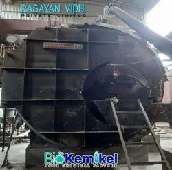 Wood Fired 2 Ton Used Steam Boiler IBR Approved
