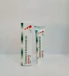 Clindamaycin Phoshate 1.0%w/w+ Nicotinamide 4.0% W/w Gel