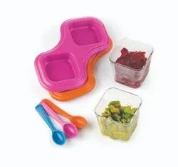 Pickle Jar Set With Stand