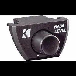 用于Kicker cx系列和px系列放大器的ARC远程低音控制
