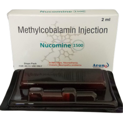 Methylcobalamin 1500mc Inj