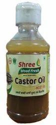 200mL Wood Pressed Castor Oil