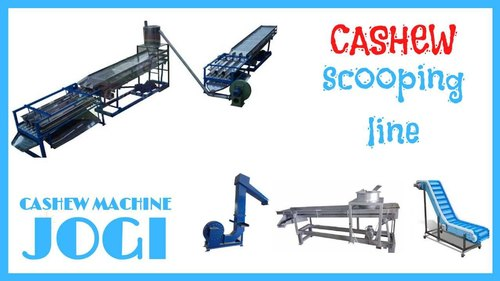 Cashew Processing Machinery-capacity 1000kg