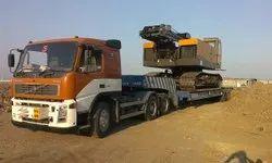 Machine Trailer Transport Service