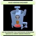 Paver Hardener Machinery