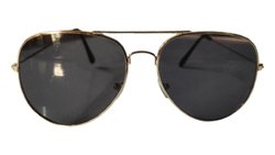 Male Men Stylish Metal Frame Sunglasses