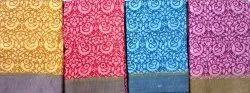 Manipuri Cotton Silk Saree